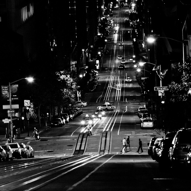 Very cool photo.   (via  Thomas Hawk Digital Connection » Blog Archive » Come to San Francisco )