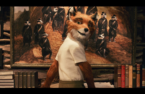 Wes Andersons stop motion animation of  The Fantastic Mr Fox  better be good.    It's Nice That: Article: The Fantastic Mr Fox