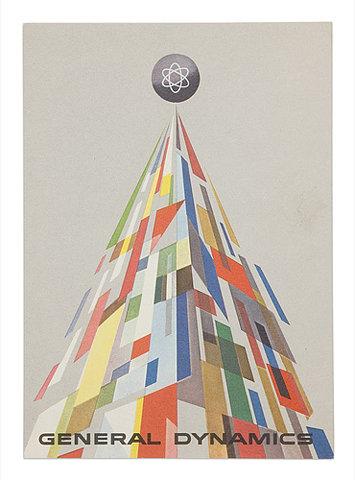 Atomic tower    FFFFOUND! | GD Postcard 3 sur Flickr: partage de photos!