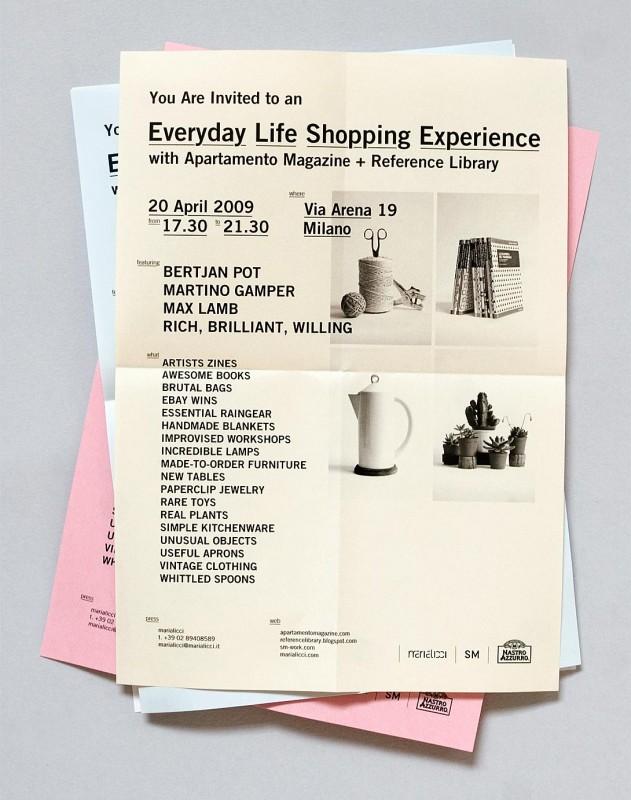 I want to goto Milano tomorrow!    Everyday Life Objects Shop