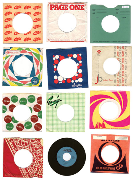Can't get enough of the HI + LOW blog - look at these cool sleeves. HI + LOW: FORTY-FIVE