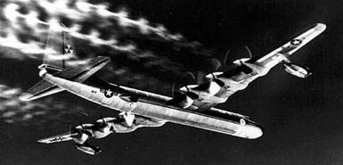 Each flight was accompanied by an aircraft packed with marines ready to respond to a crash by parachuting down and securing the area. (via Nuclear-powered passenger aircraft 'to transport millions' says expert - Times Online)
