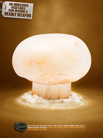 FFFFOUND! | Elter Drugs: Mushroom