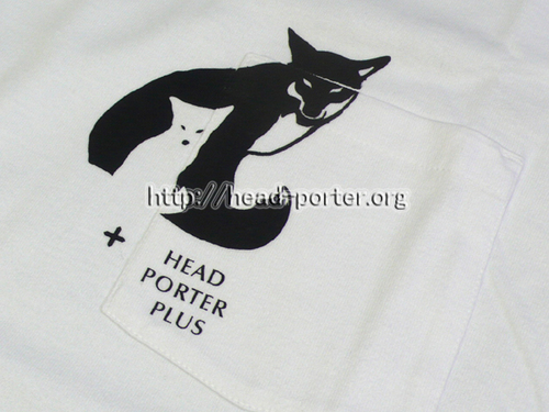 Just pre-ordered my Fox head Porter Tee from Japan.    Head Porter Plus 08A/W Pocket Tee