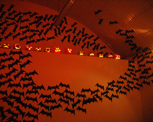 A bat isn't just for halloween.    Vicky Simmons