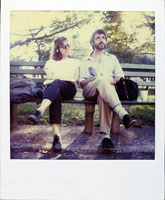 Update to the Polaroid a day story. mental_floss Blog » The Story Behind Jamie Livingston's Polaroid-a-Day Project