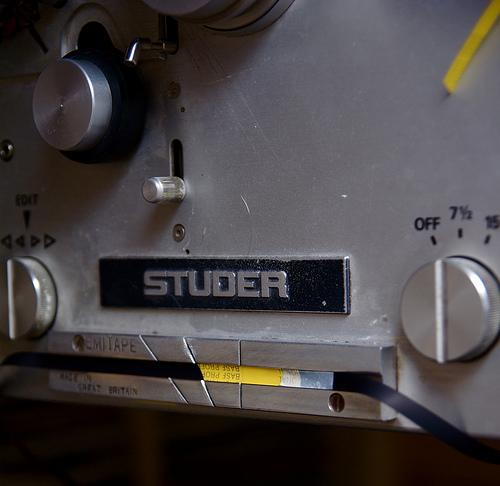 Interesting2008 tape loop creation