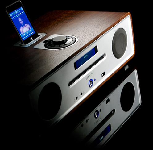 I want this for my bedroom   Vita Audio R4 integrated music system