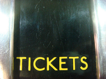 russell davies: interesting tickets