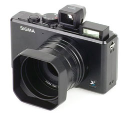 Sigma DP-1 Camera reviewed (Verdict: Wait for the DP-2) - Boing Boing Gadgets