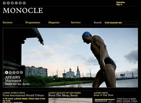 Dan Hill : How We Built Monocle Online