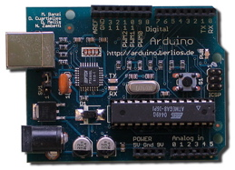 Open source electronics    Arduino