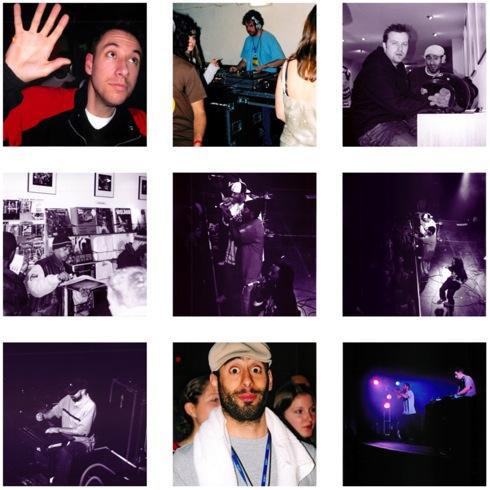DJ Format/Jurassic 5 tour