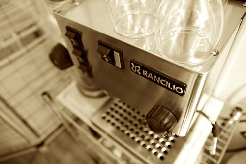 Just ordered one of these to replace my aging and broken alessi coban   rancilio silvia (via  Milton CJ )