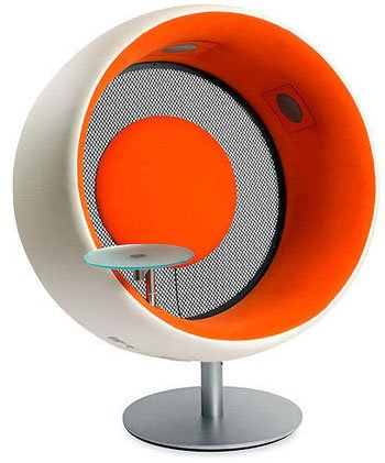 Sonic Chair Takes Its Cue From The Prisoner