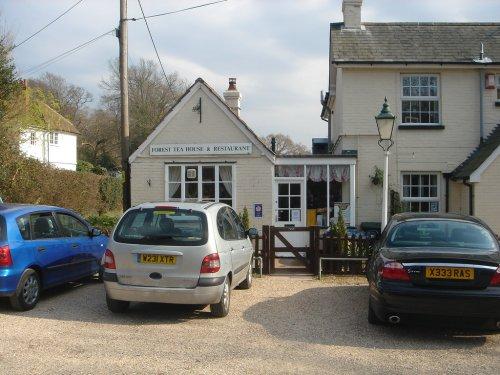 Forest Tea House in Burley (via maxcady808's Photos)