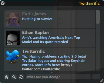 Twitterrific V2 - Even more features to help me procrastinate.