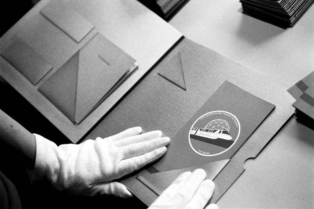 Stanley James Press Finishing The Simonsound Pilot Packs