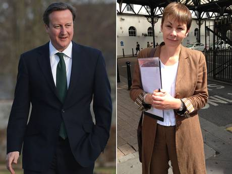 Cameron and Lucas do not share the same views on fracking