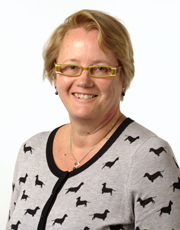 Judith Wright, Director of Public Health for West Sussex County Council