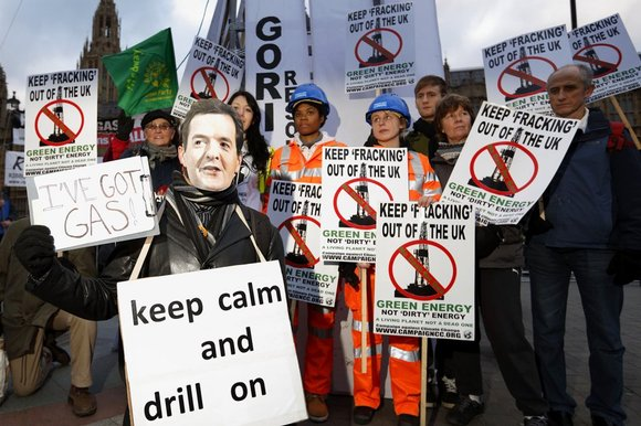 Drilling for shale gas has provoked both protest and political rebellion.