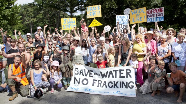 DECC survey reveals declining support for shale gas, as industry survey showing growing support comes under attack