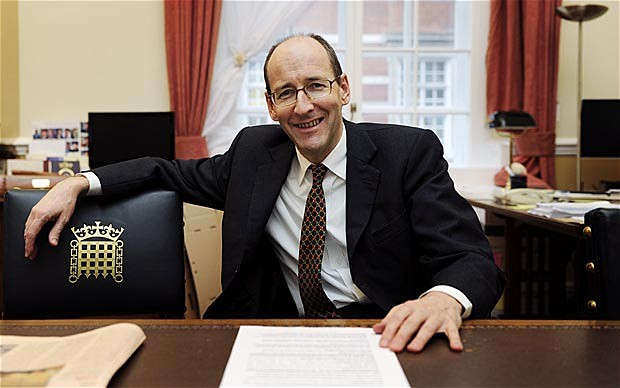 Our local MP Andrew Tyrie