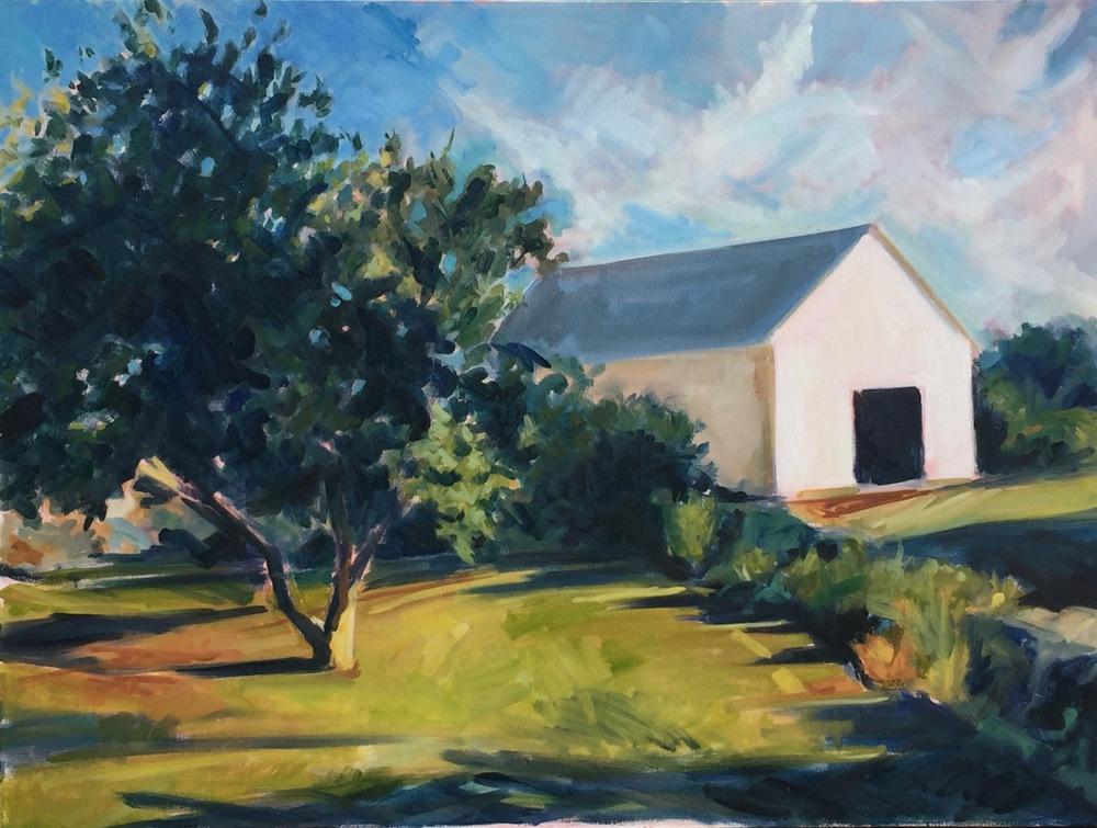 Old Asa Stone's barn