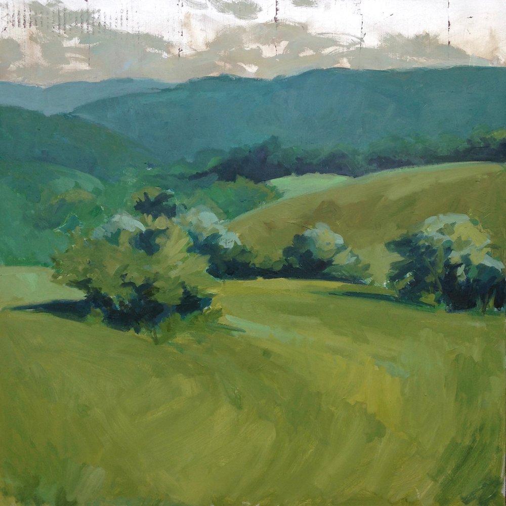 Tuscan View - large