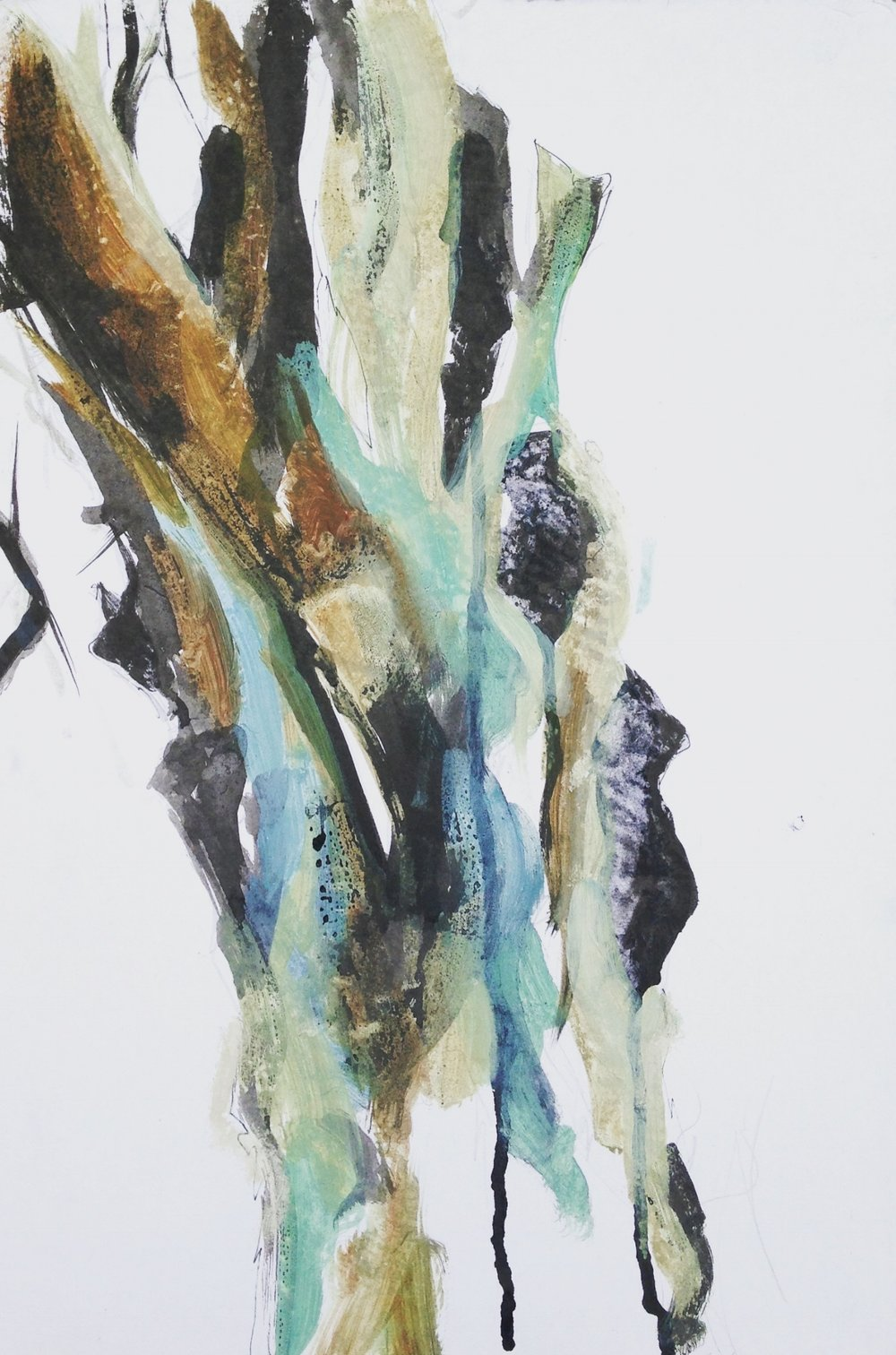 Winter tree study I