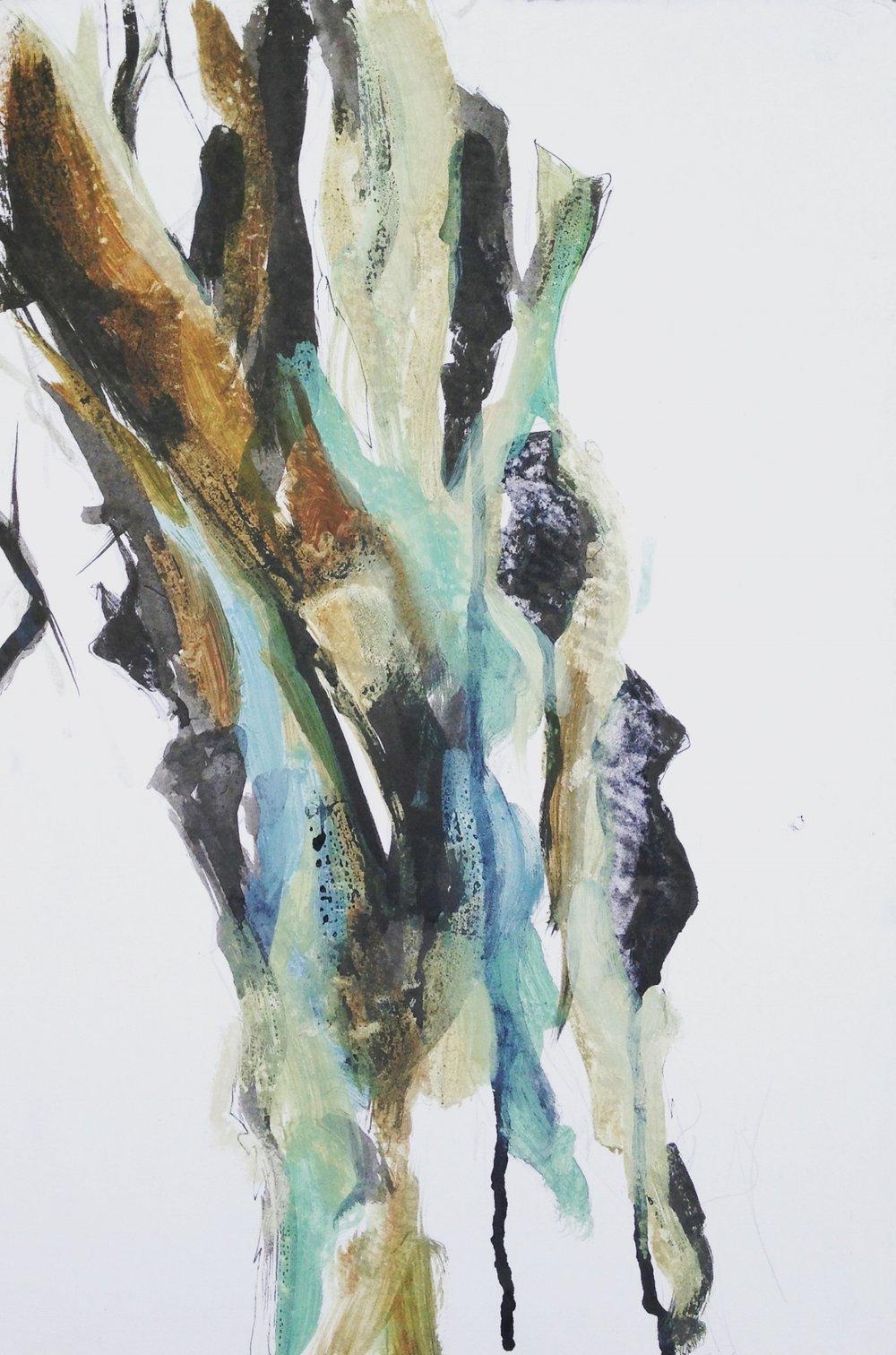 Winter tree study I