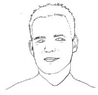Michael Fetz für das Bauen der Tische