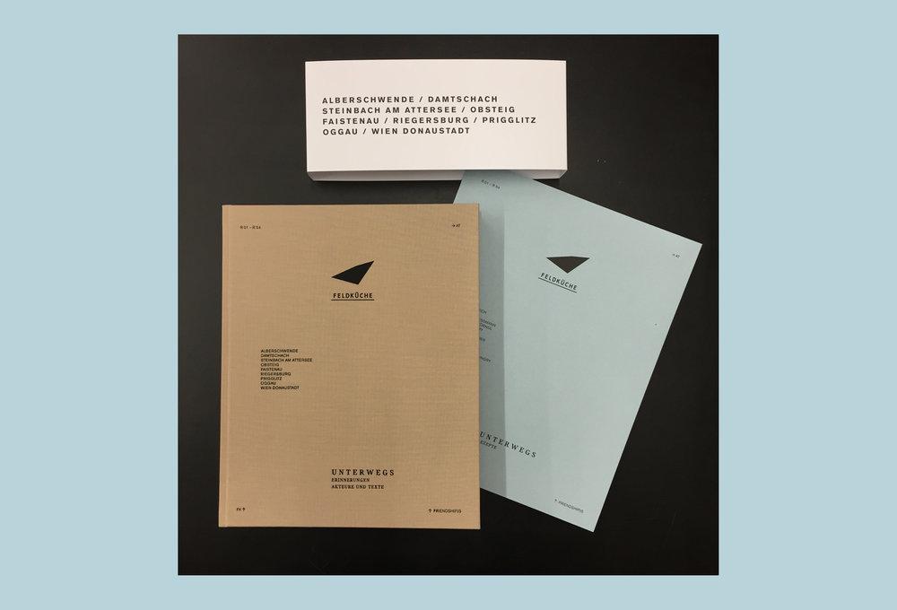 Das entstandene Buch Feldküche Unterwegs ist mittlerweile in 2. Auflage erschienen und hier bestellbar.