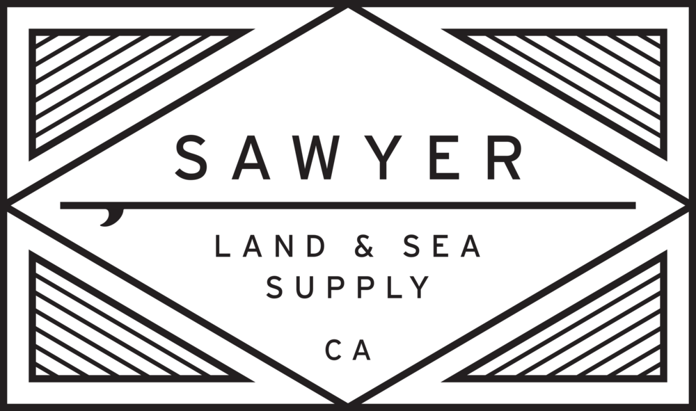 Santa Cruz Sawyer Land and Sea Surf Patch
