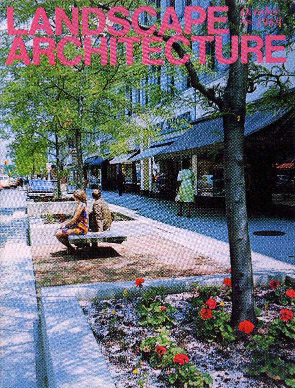 Landscape Architecture  , October 1969   © American Society of Landscape Architects
