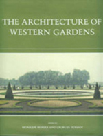 The Architecture of Western Gardens: A Design History from the Renaissance to the Present Day  Monique Mosser & Georges Teyssot +Library +BWB  +Amazon