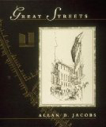 Great Streets      Allan B. Jacobs + Library  + BWB  + Amazon  + Publisher