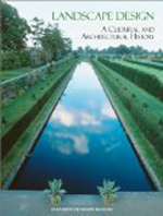 Landscape Design: A Cultural and Architectural History      Elizabeth Barlow Rogers + Library  + BWB   + Amazon  + Publisher