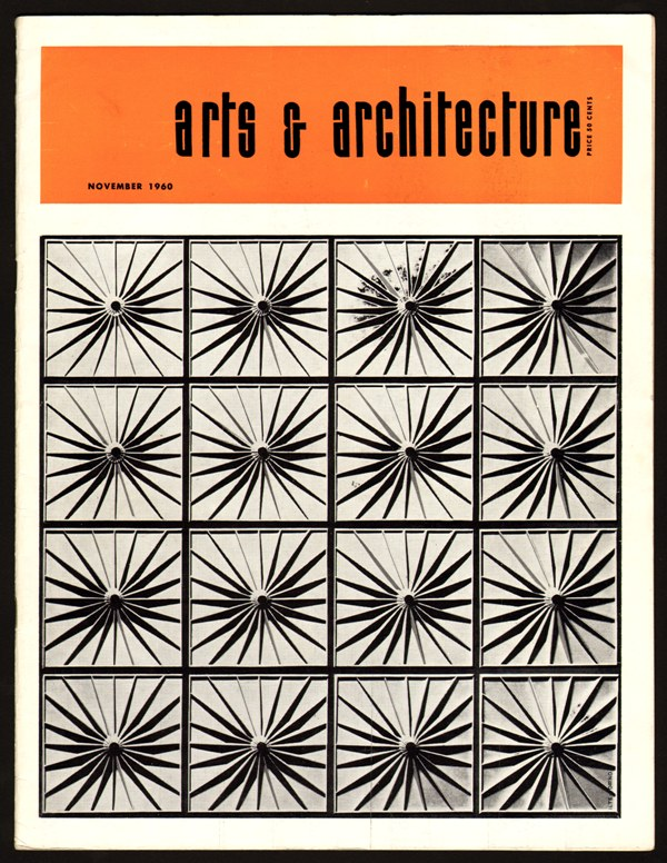 Arts & Architecture, November 1960, via Aqua-Velvet