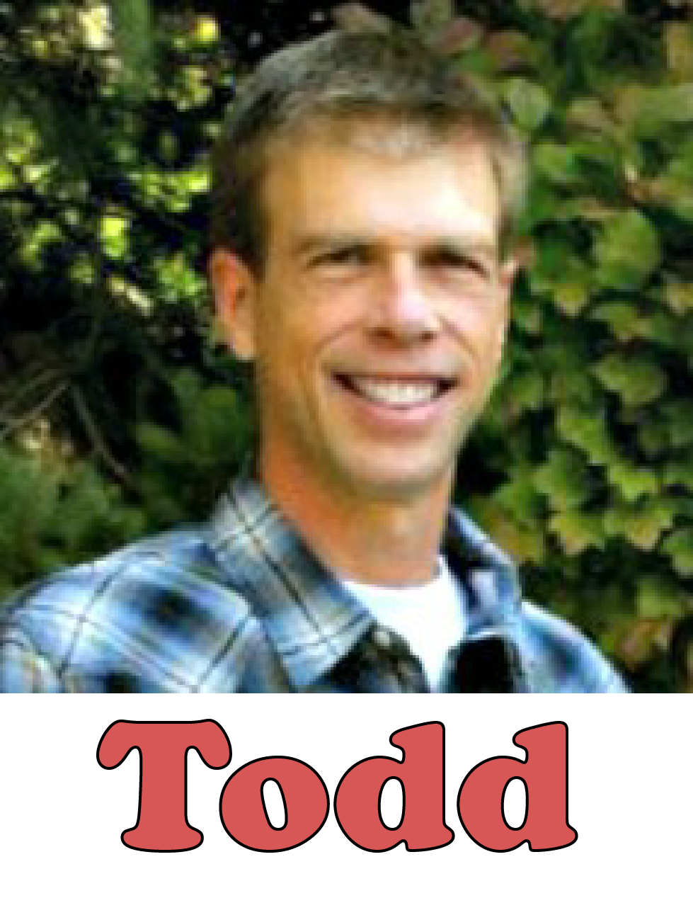 Todd Johnson    Ext. 25    Sales Team Leader     Email Todd