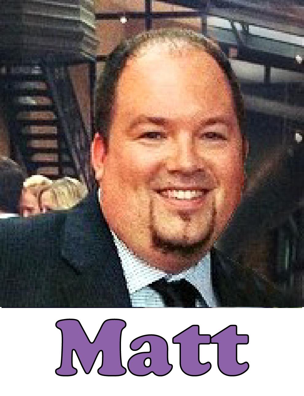 Matt Quehl Ext. 29 Territory Sales Rep Email Matt