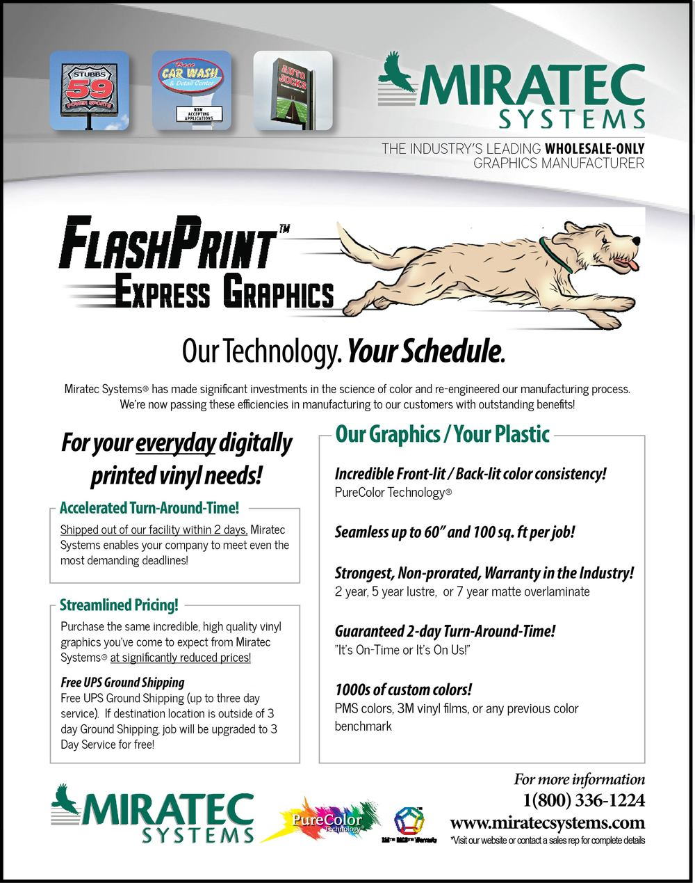 FlashPrint™ Express Graphics