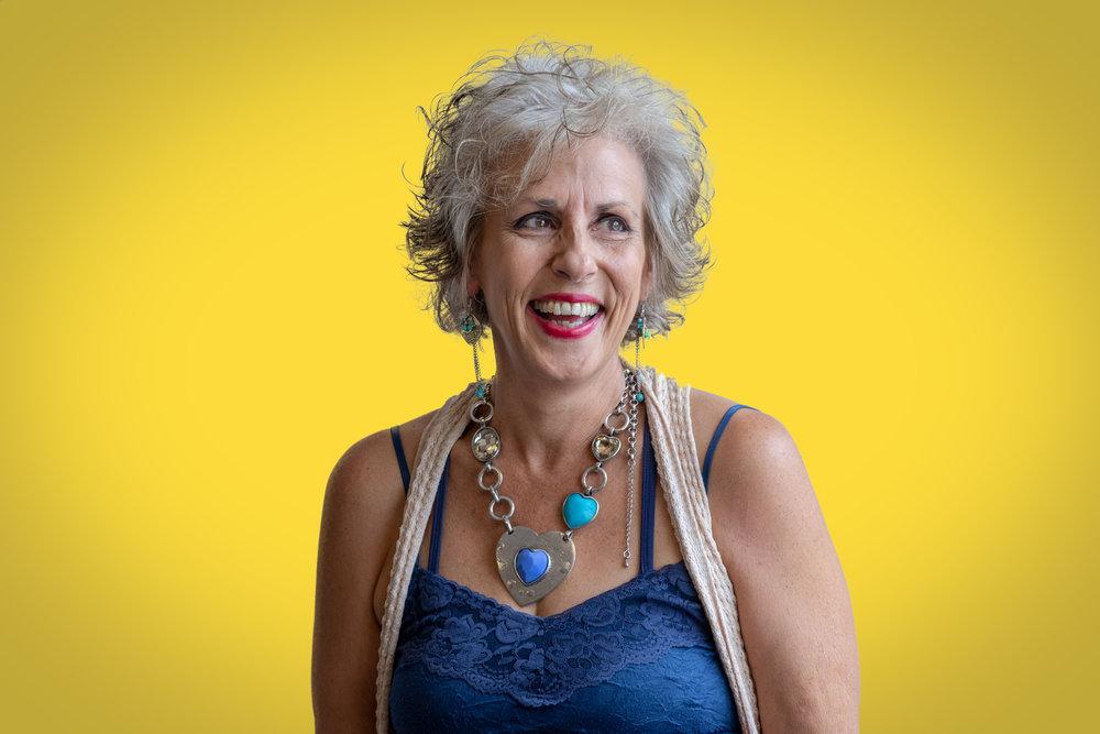 Tammy Garrison  graphic consultant