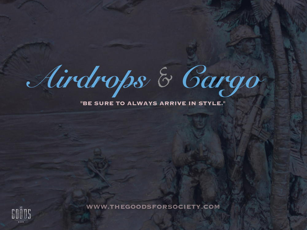 The Blog -  Airdrops and Cargo
