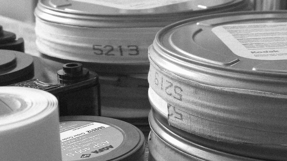 A 35MM BULK CINEMA FILM
