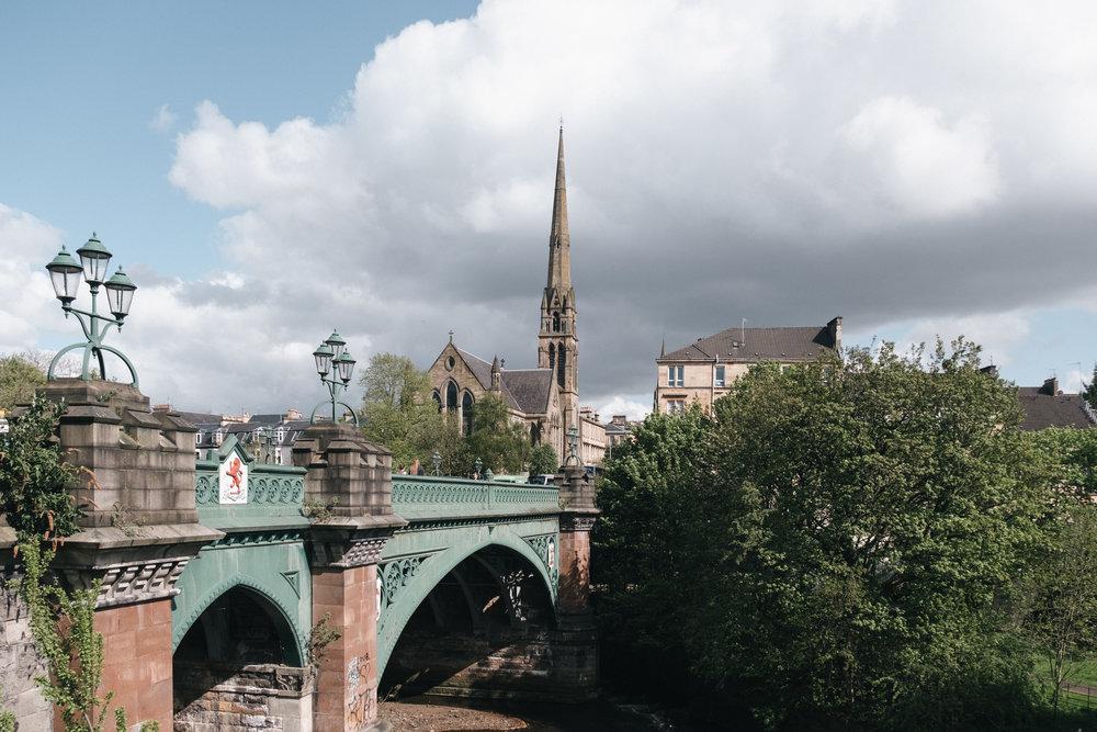 Kelvinbridge or Great Western Bridge [4]