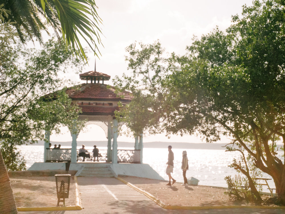 Where Cienfuegos stops