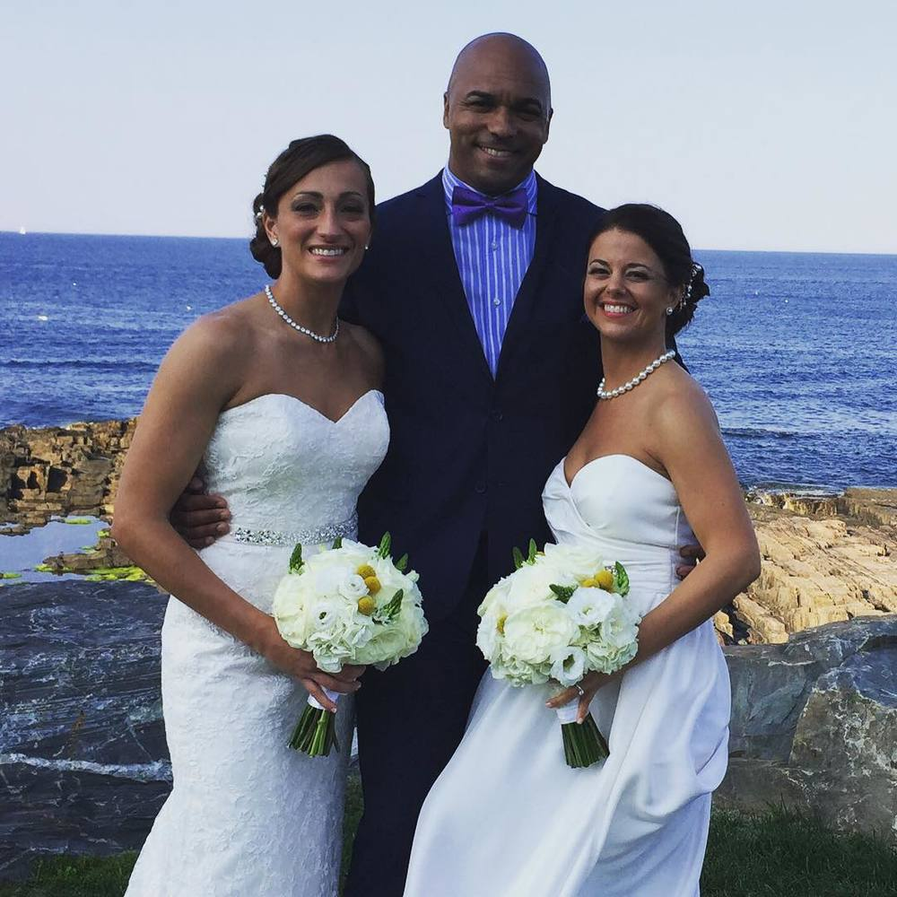 The white apron newport beach -  Of Ceremony Ultimate Wedding Dj Corey Young Hosted A Beautiful Elegant Wedding In Cape Neddick Me This Event Was Catered By The White Apron Catering