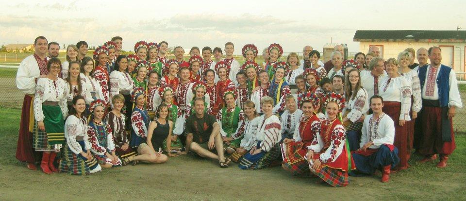 Vegreville Pysanka Festival 2012