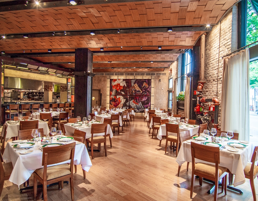 Photo via Emeril's Restaurant